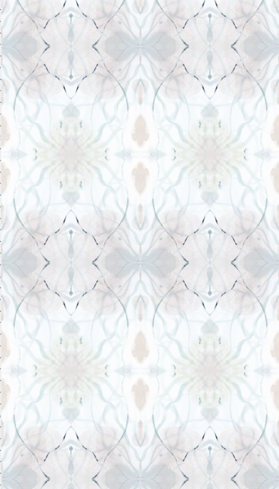 jennifer latimer wallpaper, jennifer latimer, charleston artist, charleston abstract art, bedroom accent wall girls room, girls room wallpaper, best wallpaper bedroom, soft feminine wallpaper