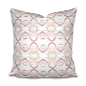 Balsam Blush Pillow
