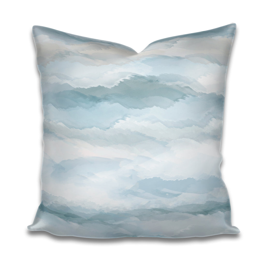 Cielo Blue Pillow