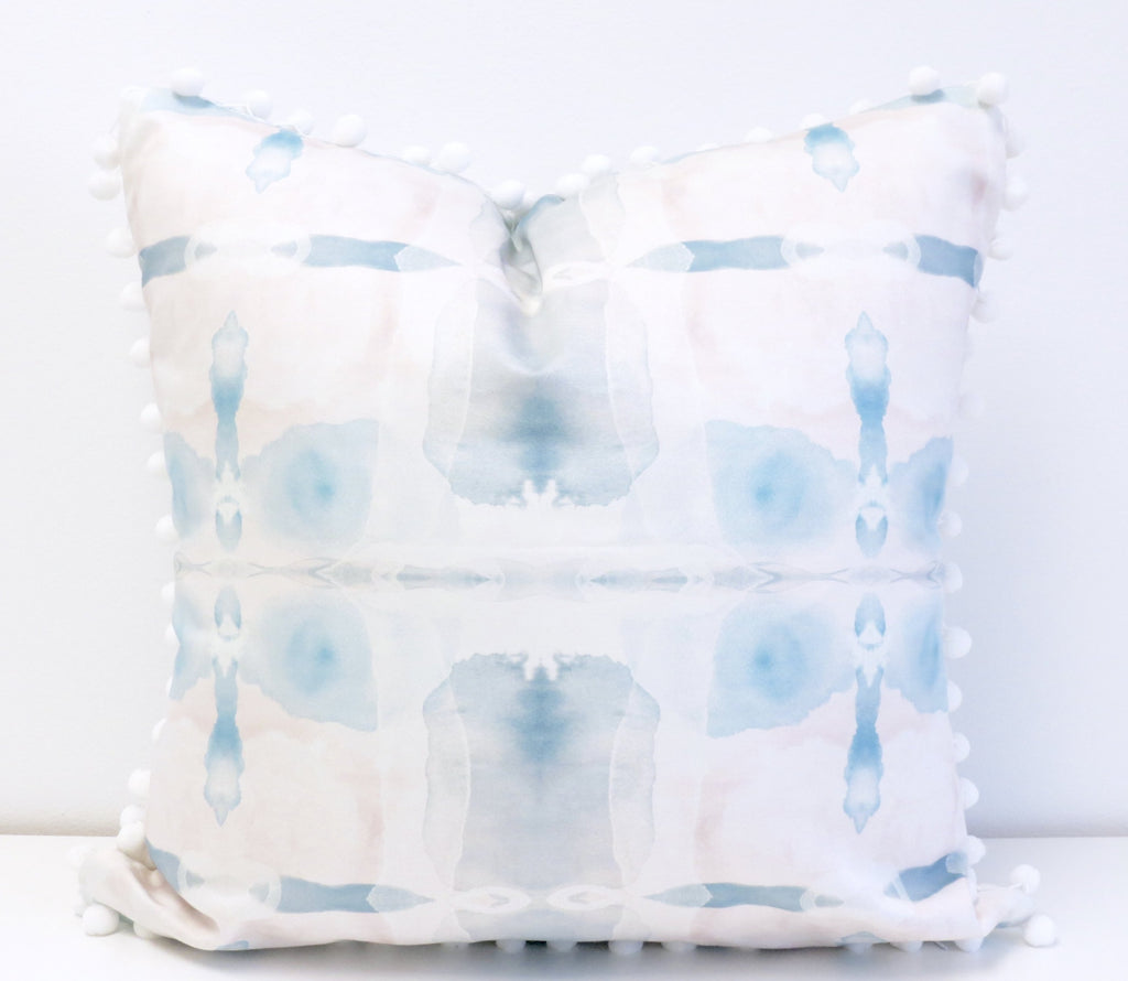 Bahama Pink Pillow