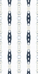 Aster Navy Ivory