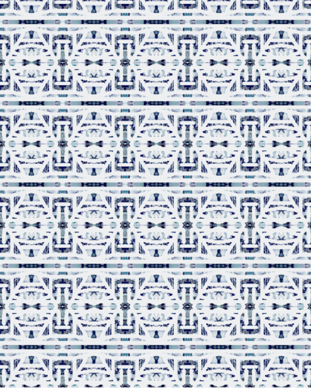navy blue diamond fabric, navy blue tribal fabric, tribal design fabric, navy and light blue fabric tirbal, nashville fabric store, philadelphia fabric showroom
