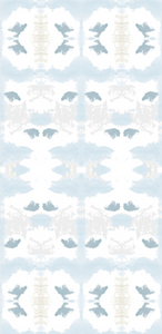 jumbo scale wallpaper neutral, soft blue neutral wallpaper large scale
