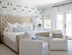blue beige white bedroom, neutral bedroom 2019, charleston sc interior designer, interior designer kiawah, interior design kiawah, isle of palms interior designer, daniel island interior designer, ion interior designer