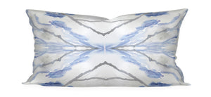 Silver Lines Pillow