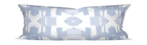 QUICK SHIP Mykonos Blue Lumbar Pillows