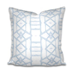 Walk the Line Cloud Pillow