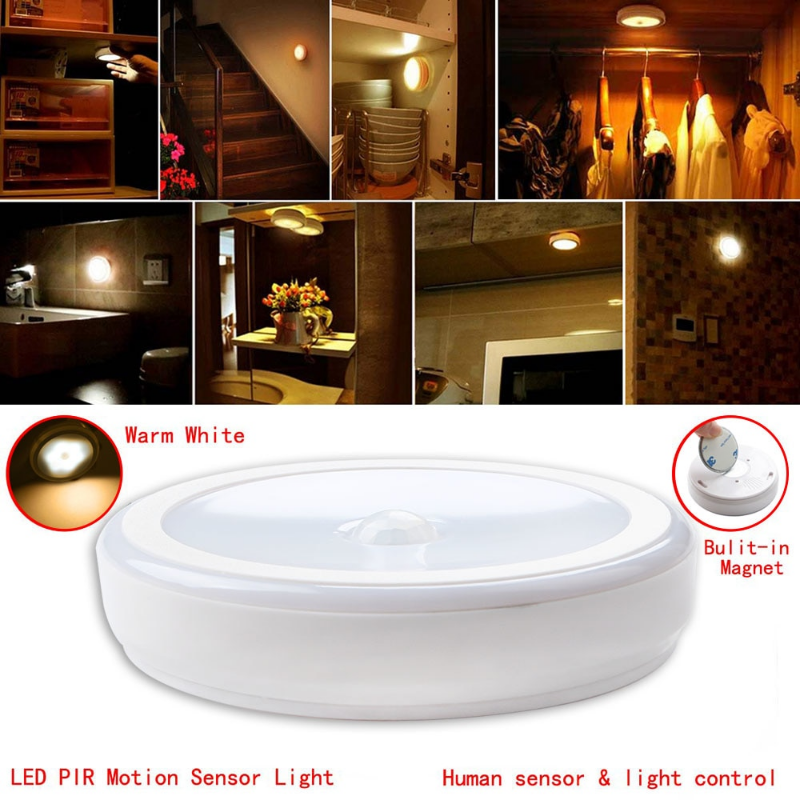 Smartsense Motion Sensing Upgraded 2018 LED™