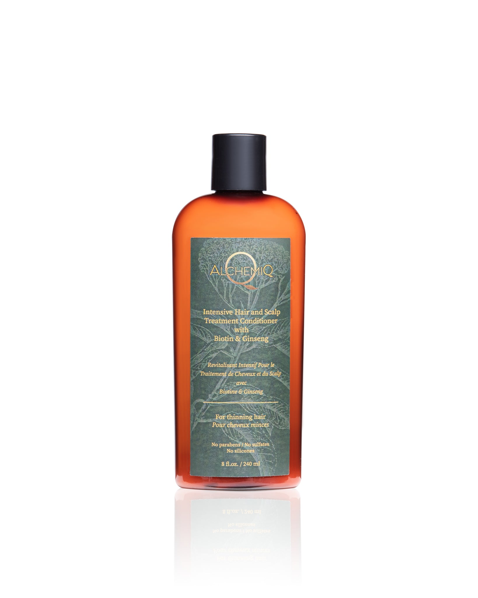 INTENSIVE HAIR & SCALP TREATMENT CONDITIONER - AlchemiQ Cosmetics