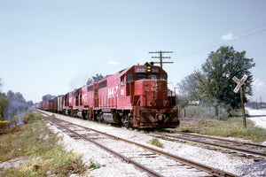 Red Railroading: Miss Katy in the 1970s