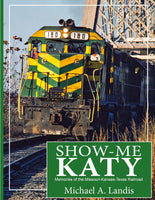 Show-Me Katy Train Book