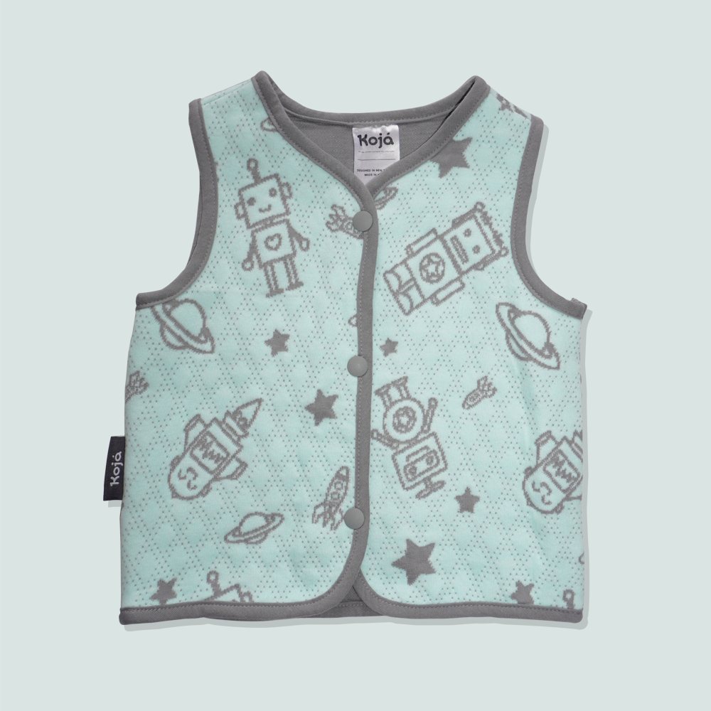 Dreamy Space Sleep Vest