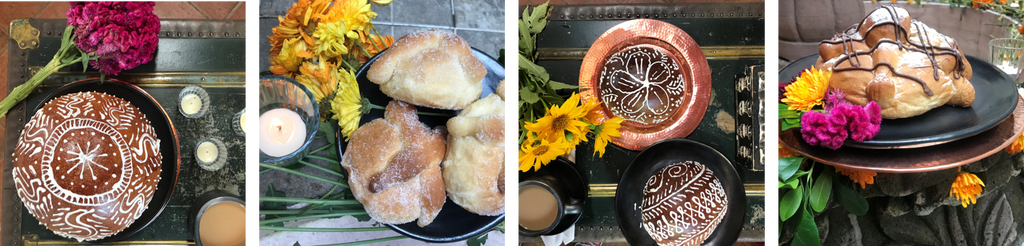 Mexico 1492 - 5 Things You Need for a Smashing Day of the Dead Party - Pan de Muerto