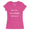 Girl Superhero Tee