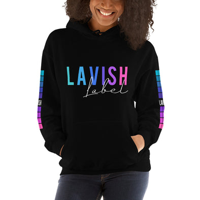 LAVISH Color Palette Sweatshirt