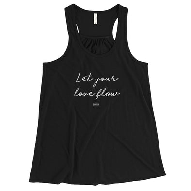 Love Flow Racerback Tank - LAVISH