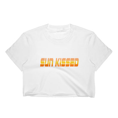 Sun Kissed Crop Top - LAVISH