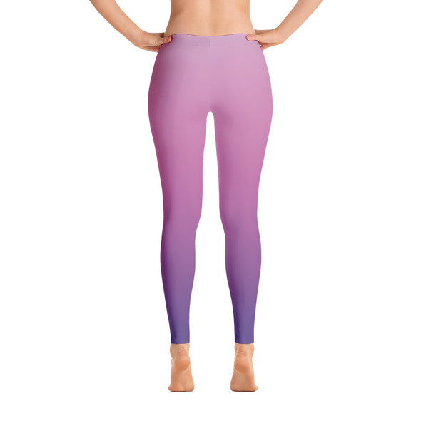 Purple Passion Leggings - LAVISH