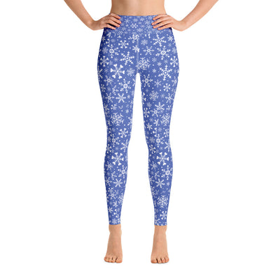 Let It Snow Leggings - LAVISH