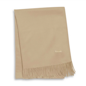 Wrapped Up In Love - Boxed Scarf in Camel