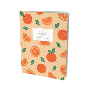 Oranges Notebook