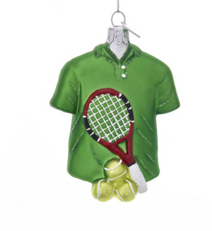 Tennis Outfit Ornament