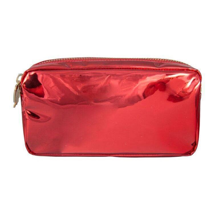 Red Patent Pouch - sale