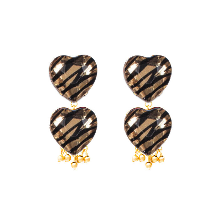 Precioso Earrings in Tiger