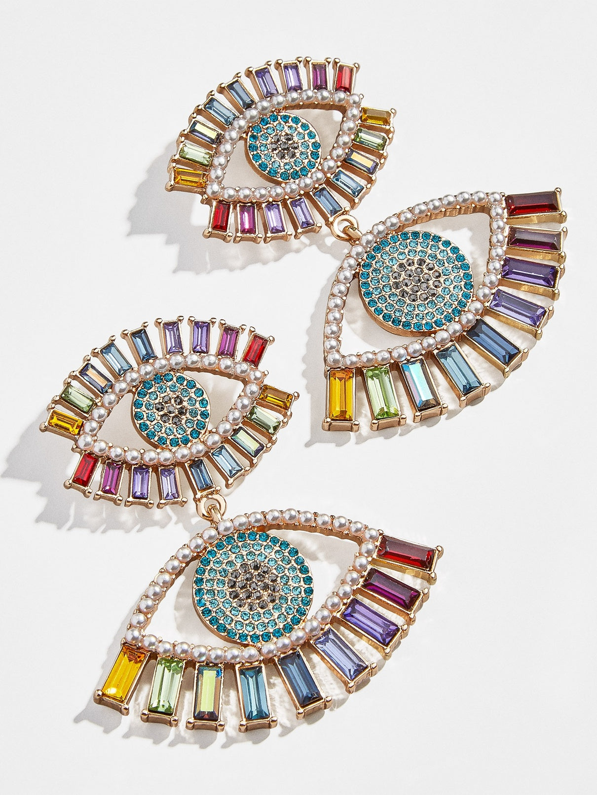 Eye Spy Drop Earrings