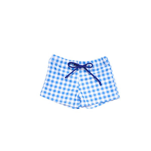 Maple Crest Swim Briefs in 2T