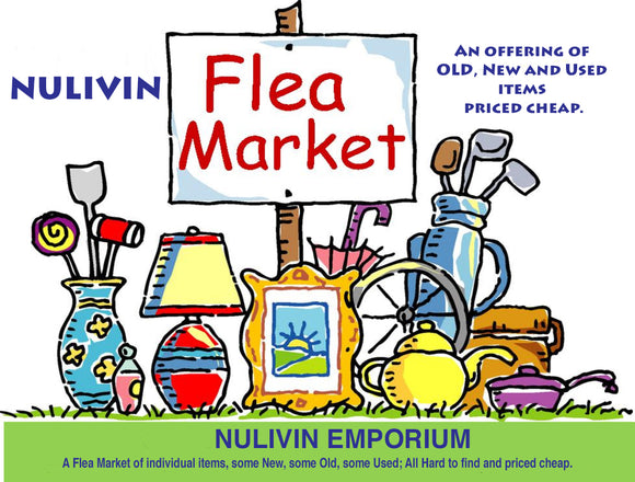 FLEA MARKET Products