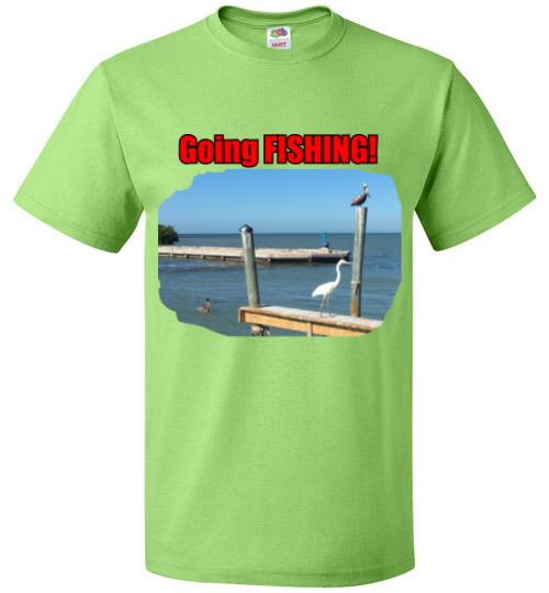 TEES - OUTDOORS - SPORTS, CAMPING, HIKING, FISHING and More