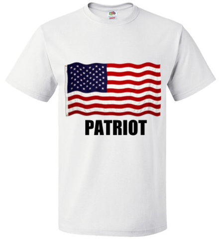 American Flag for the  PATRIOT