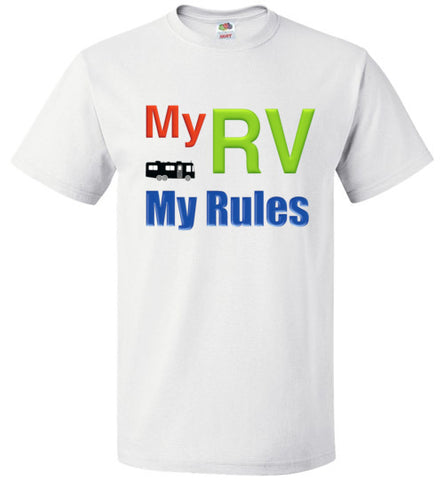 My RV, MY RULES