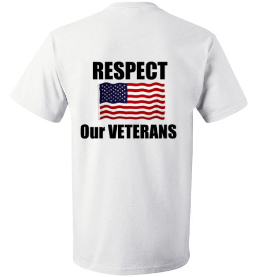 Respect Our VETERANS!