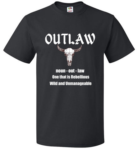 OUTLAW - Rebellious and Wild