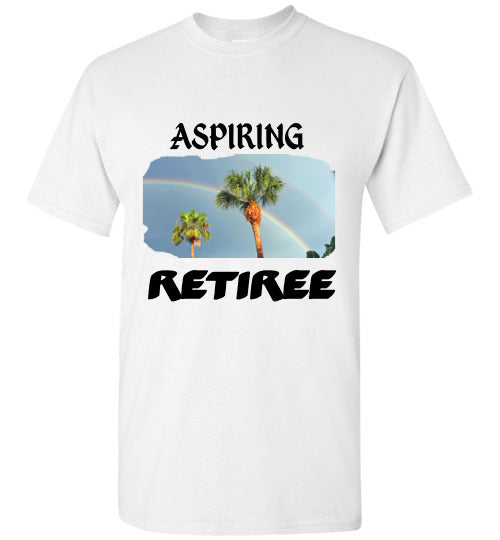 ASPIRING RETIREE - Palms and Rainbows
