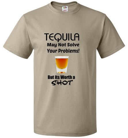 TEQUILA May Not SOLVE Your Problems, But it's Worth a SHOT