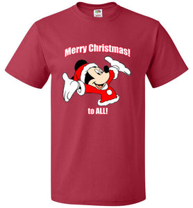 Merry Christmas to All - Mickey!