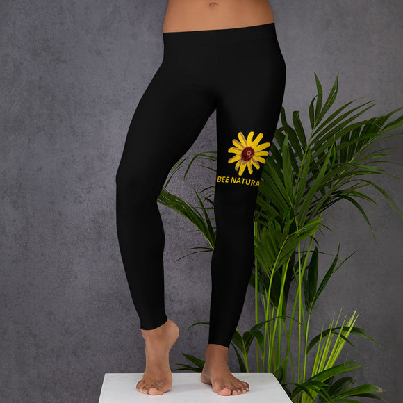 BEE NATURAL - Leggings - w/Wildflower