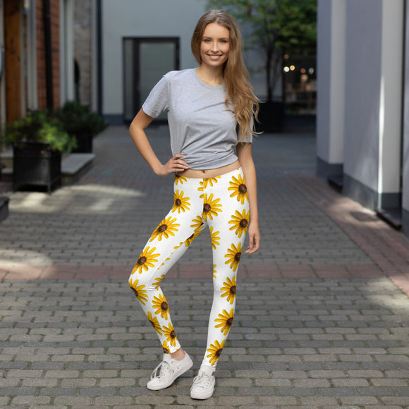 BEE NATURAL - Leggings - w/Wildflowers