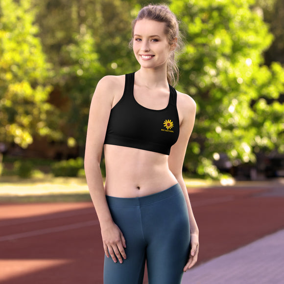 BEE NATURAL - Sports Bra - W/Wildflower