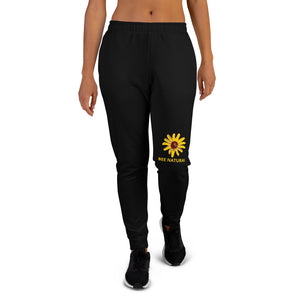 BEE NATURAL - Women's Joggers - w/Wildflower