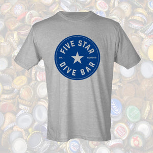 Classic Drinker (Blue and Grey) - Newtown Shirt Company
