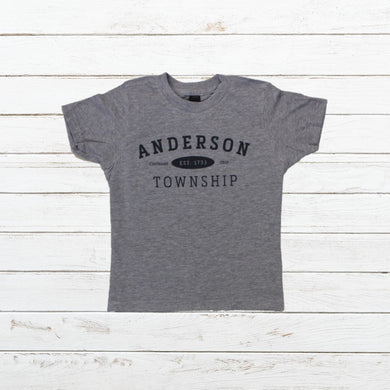 Athletic Anderson - Toddler - Newtown Shirt Company
