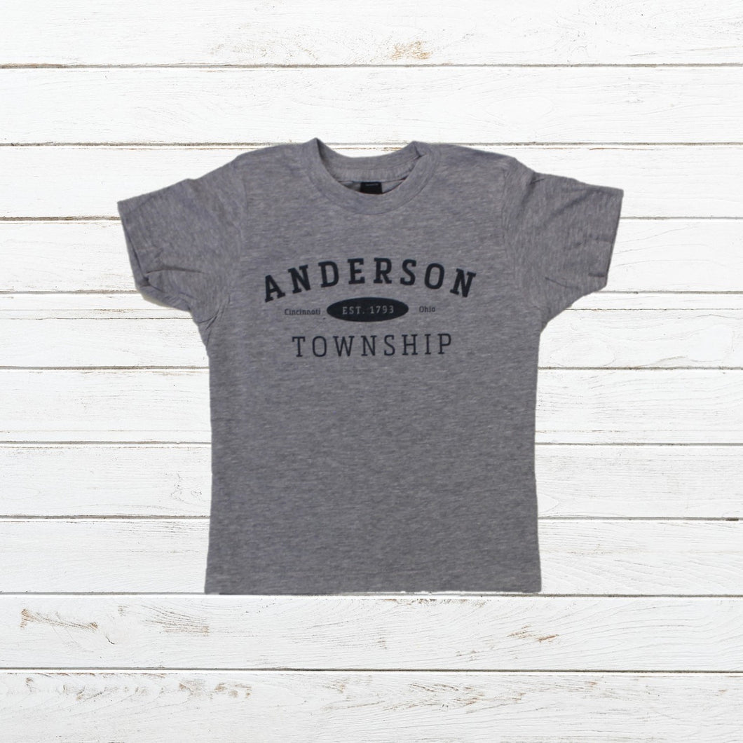 Athletic Anderson - Toddler, Shirt, - Newtown Shirt Company