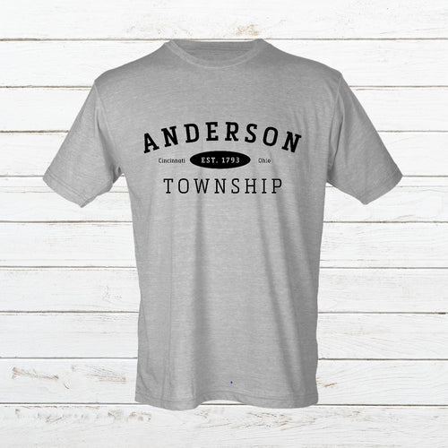 Athletic Anderson - Newtown Shirt Company