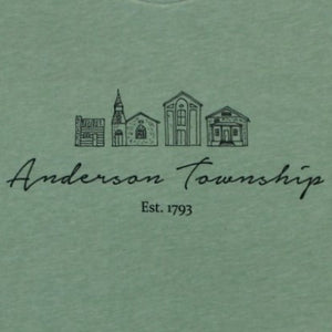 Old Town Anderson, Shirt, - Newtown Shirt Company