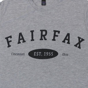 Athletic Fairfax - Newtown Shirt Company