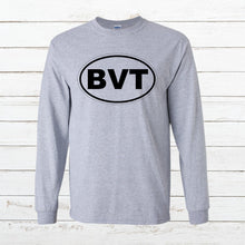 Load image into Gallery viewer, BVT Long Sleeve Tee Full Logo - Newtown Shirt Company